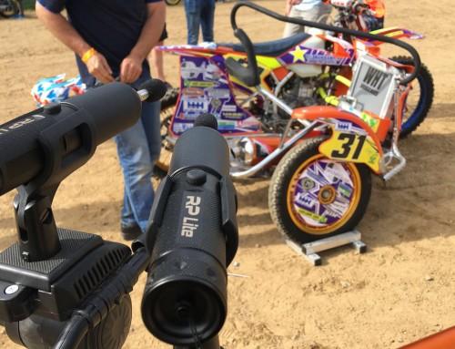 Race Patrol Lite at Sidecarcross World Championship in Kramolin